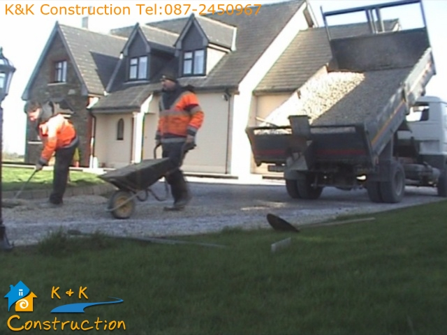 Driveway Replacements Cork
